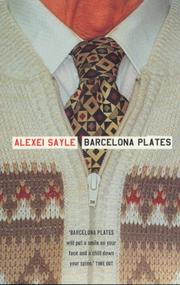 Cover of: Barcelona plates by Alexei Sayle