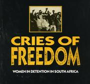 Cover of: Cries of freedom |