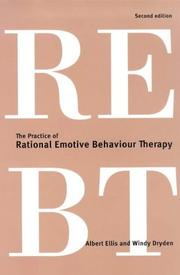 Cover of: The Practice of Rational Emotive Behaviour Therapy by Albert Ellis