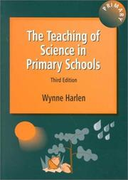 Cover of: The Teaching of Science in Primary Schools | Harlen Wynne