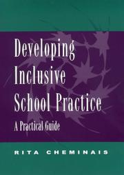 Cover of: Developing inclusive school practice | Rita Cheminais