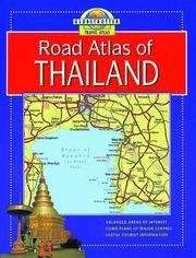 Cover of: Thailand Travel Atlas | Globetrotter