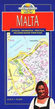 Cover of: Malta Travel Map | Globetrotter