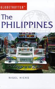 Cover of: Philippines Travel Guide | Globetrotter