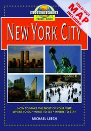 Cover of: New York City Travel Pack | Globetrotter