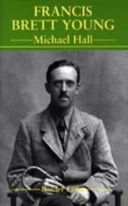 Cover of: Francis Brett Young | Hall, Michael