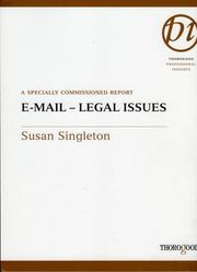 Cover of: Email | Susan Singleton