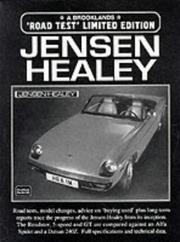 Cover of: Jensen-Healey Limited Edition 1972-1976 | R.M. Clarke