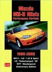 Cover of: Mazda MX-5 Miata Performance Portfolio | R. M. Clarke