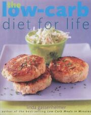 Cover of: The Low-carb Diet for Life | Linda Gassenheimer