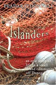 Cover of: Islanders | O'Donnell, Peadar.