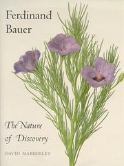 Cover of: Ferdinand Bauer | David Mabberly