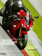 Cover of: The New Motorcycle Yearbook 2: The Definitive Annual Guide to All New Motorcycles Worldwide (New Motorcycle Yearbook: The Definitive Annual Guide to All New Moto) | Simon De Burtoon