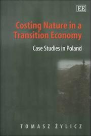 Cover of: Costing Nature in a Transition Economy | Tomasz Zylicz