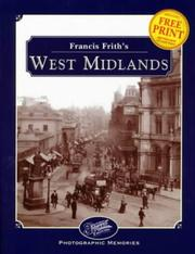 Cover of: Francis Frith's West Midlands by Clive Hardy
