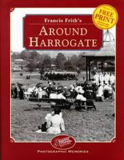 Cover of: Francis Frith's around Harrogate by Clive Hardy