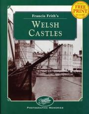 Cover of: Francis Frith's Welsh Castles by Clive Hardy