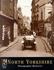 Cover of: Francis Frith's North Yorkshire by Clive Hardy