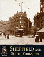 Cover of: Francis Frith's Sheffield and South Yorkshire by Clive Hardy