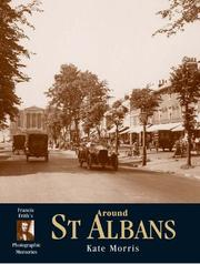 Cover of: Francis Frith's St Albans | Morris, Kate
