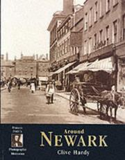Cover of: Francis Frith's around Newark-on-Trent by Clive Hardy