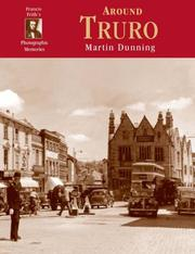 Cover of: Francis Firth's around Truro by Martin Dunning