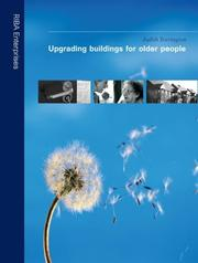 Cover of: Upgrading Buildings for Older People | Judith Torrington