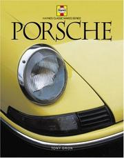 Cover of: Porsche (Haynes Classic Makes) | Tony Dron