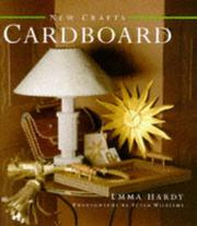 Cover of: Cardboard (New Crafts) | Emma Hardy