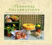 Cover of: Seasonal Celebrations | Sarah Ainley
