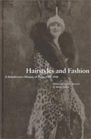 Cover of: Hairstyles and Fashion | Steven Zdatny