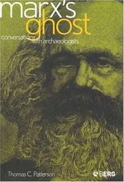Cover of: Marx's Ghost | Thomas C. Patterson