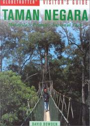 Cover of: Globetrotter Visitor's Guide Taman Negara | Globetrotter