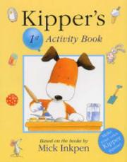 Cover of: Kipper Activity Book (Kipper) | Mick Inkpen