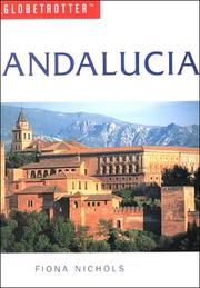 Cover of: Andalucia Travel Guide | Globetrotter