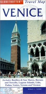 Cover of: Venice Travel Map | Globetrotter