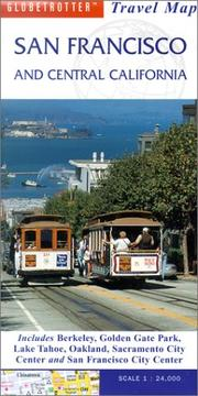 Cover of: San Francisco Travel Map | Globetrotter