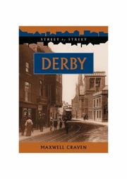Cover of: Derby (Street by Street) | Maxwell Craven