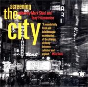 Cover of: Screening the City | Mark Shiel