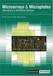 Cover of: Microarrays and Microplates | I.n.m. Day