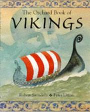 Cover of: The Orchard Book of Vikings | Robert Swindells