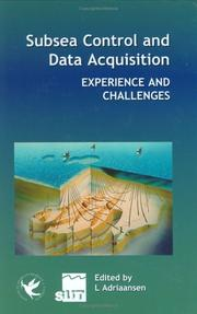 Cover of: Subsea Control and Data Acquisition | L. Adriaansen
