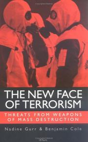 Cover of: The new face of terrorism | Nadine Gurr