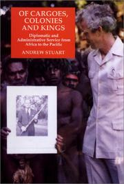 Cover of: Of cargoes, colonies, and kings | Stuart, Andrew