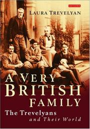 Cover of: A Very British Family | Laura Trevelyan