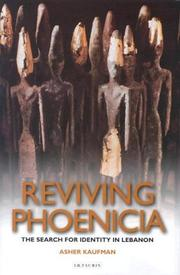 Cover of: Reviving Phoenicia | Asher Kaufman