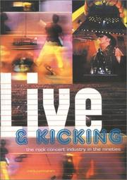 Cover of: Live & Kicking | Mark Cunningham