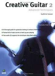 Cover of: Creative Guitar 2 | Guthrie Govan