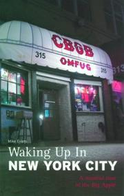 Cover of: Waking up in New York City by Mike Evans
