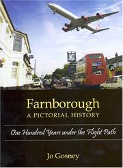 Cover of: Farnborough: A Pictorial History | Jo Gosney